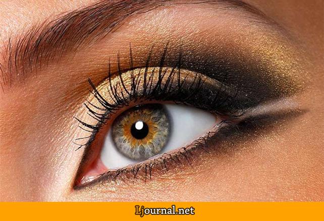 как правильно наносить макияж на глаза